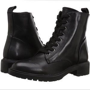Steve Madden Officer Combat Boots